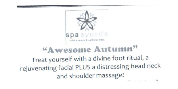 You'll wish you'd just booked in for the feet and facial. Photo / Supplied