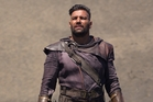 Manu Bennett stars in The Shannara Chronicles. Photo / Supplied