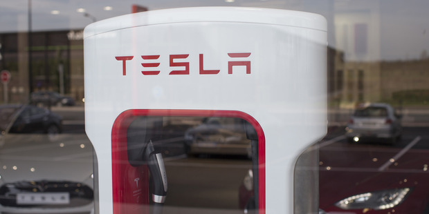 Tesla's guidance changed during the year as it grappled with manufacturing more than one vehicle and a steep production ramp. Photo / Bloomberg