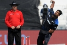 Ish Sodhi has had a stop-start international cricket career, having lost his test spot in 2014 and played few ODIs and T20s. Picture / Photosport