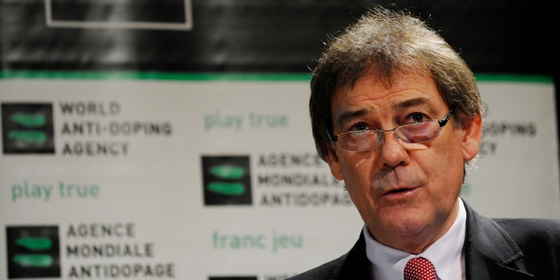 New Zealander David Howman wants more athletes to raise their voices against drug use.
