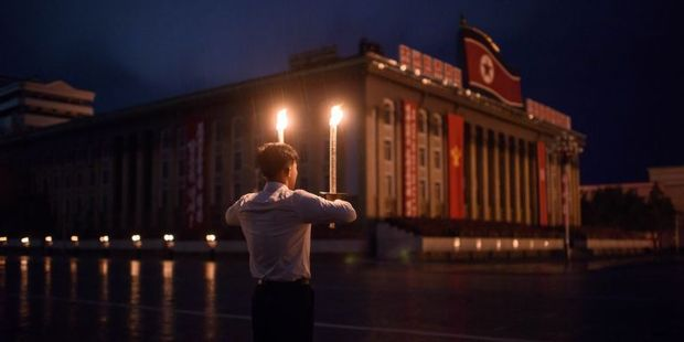 Even by the standards of news about North Korea, this story is bizarre. Photo / AFP