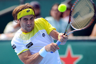 David Ferrer is returning to New Zealand. Photo / www.photosport.co.nz