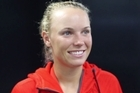 World number 17 Caroline Wozniacki chats to the Herald's Michael Burgess as she looks to build momentum for the Australian Open with a great start to the year in Auckland.