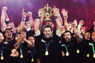 The All Blacks are nominees for Team of the Year. Photo / photosport.co.nz