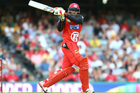 Big Bash star Chris Gayle could still play test cricket, says Clive Lloyd. Photo / Getty Images