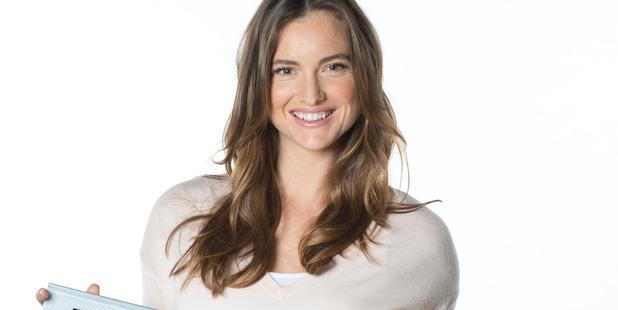 Kiwi actress Zoe Cramond.