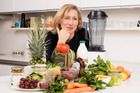 Nutritional therapist Jeannette Hyde says the key to successful weight loss lies not in our muscles or mental attitude, but our intestines. Photo / Supplied