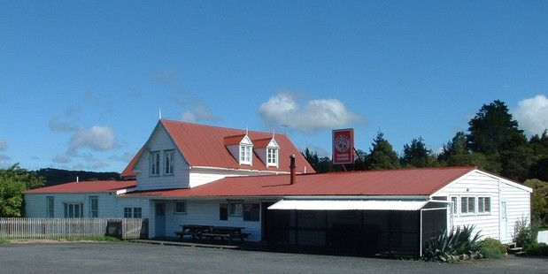 Built in the mid-1800s, this historic tavern has the same floor space as an Auckland section. Photo / Supplued