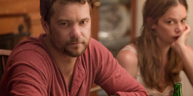 Joshua Jackson as Cole and Ruth Wilson as Alison in The Affair. Photo / Getty