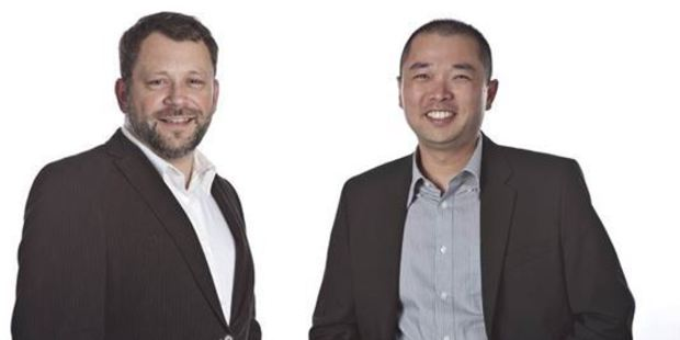 Tony Kong and Jan Zawadzki can see pros and cons in gaining a foothold in Silicon Valley.