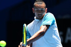 Kyrgios gave his Australian Open preparations a massive confidence boost. Photo / Getty Images.