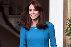 Morning sickness kept the Duchess of Cambridge out of the public eye. Photo / AP