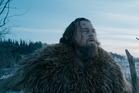 Leonardo DiCaprio in a scene from the filmThe Revenant. Photo / AP