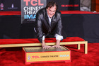 Oscar-winning film-maker Quentin Tarantino is heading to New Zealand for the first time. Photo / AP
