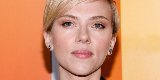 Scarlett Johansson will be in NZ when filming Ghost in he Shell. Photo / AP
