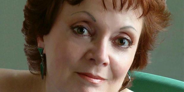 Welsh singer Della Jones