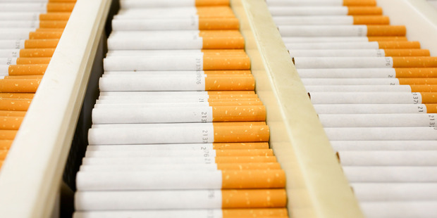The logic to legislate for plain packaging of tobacco is to reduce the promotional value of the pack. Photo / Hagen Hopkins