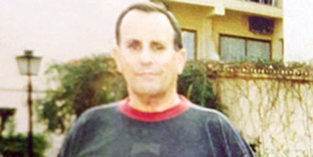 John Sabine believed to be have murdered by his wife Ann Sabine. Photo / Supplied