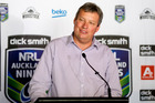 Martin Snedden is confident the Dick Smith NRL Nines won't need a ratepayer bailout. Photo / Jason Oxenham