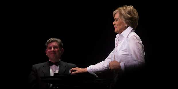 Dame Kiri Te Kanawa performs at the Aotea Centre in Auckland. Photo/File