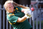 Jess Watkin has been in form for Central Districts Hinds