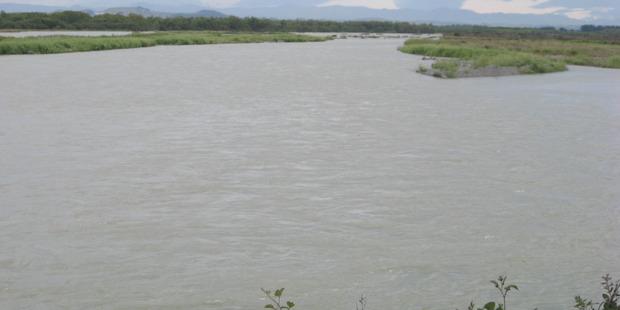 File photo of the Waitaki River. Photo / Jacquie Webby