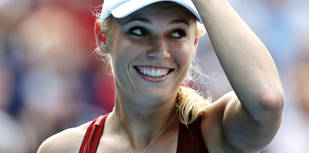 Caroline Wozniacki. Photo / Getty