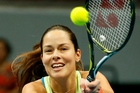Ana Ivanovic is focusing on stringing together consistent results, starting in Auckland. Photo / AP