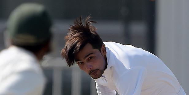 Mohammad Amir. Photo / Getty