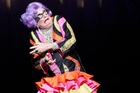 Comedian Barry Humphries has been playing Dame Edna for 60 years. Photo / Getty Images