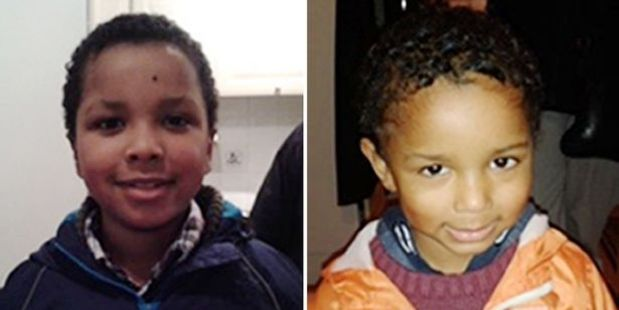 Sian Blake's children Zachary and Amon are both missing along with their parents.