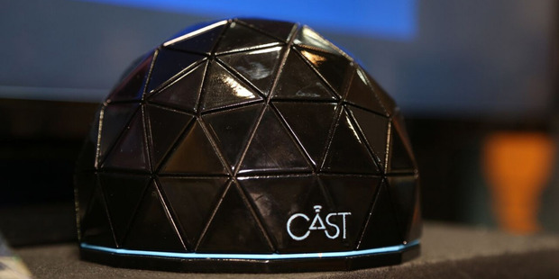 The Cast Hub lets you share content from paid services such as Netflix or HBO Go with up to five of your friends. Photo / Washington Post