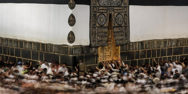 All Muslims are expected once in their life to make the pilgrimage to Mecca, known as the haj. Photo / AP