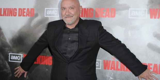 Director Frank Darabont can finally reveal what really happened behind the scenes of The Walking Dead. Photo / Getty