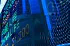 Trading of shares and index futures was halted from about 1:34 pm. local time, according to data compiled by Bloomberg. Photo / iStock