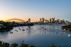 Home prices in Australia's most populous city fell 2.3 percent in the quarter ended December 31, making it the weakest performing capital city. Photo / iStock