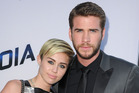 Miley Cyrus and Liam Hemsworth have been speaking for months before being snapped together on NYE. Photo / Getty