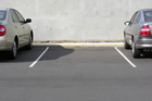 The app will enable motorists to identify streets with free parking spots. Photo / iStock
