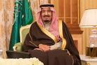 Saudi King Salman bin Abdul Aziz Al Saud. Photo / AP