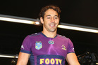Billy Slater. Photo / Getty