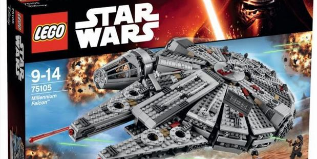 LEGO is still all the rage and is holding its ground as Star Wars has recently been released.