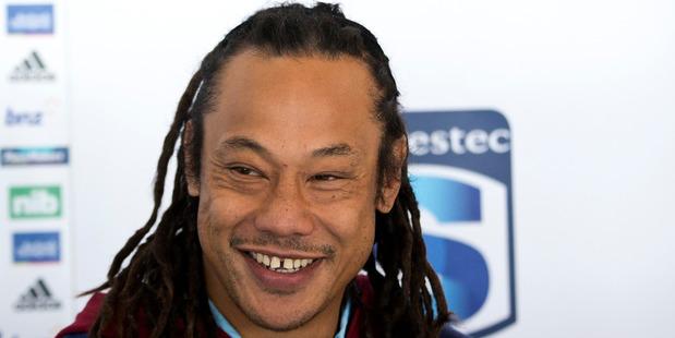 New Blues coach Tana Umaga. Photo / Jason Oxenham