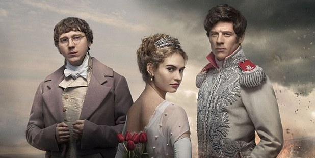 The cast of War and Peace.