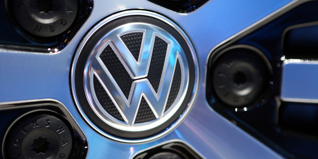 The suit is the latest legal salvo against Volkswagen, which acknowledged in September that some of its light-duty diesel vehicles had been equipped with software that thwarted emissions-controls tests. Photo / Getty Images