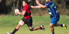 Whakarewarewa versus Opotiki. Club rugby
