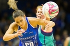 Kayla Cullen's Mystics and Tegan Philip's Melbourne Vixens are unlikely to clash next year. Picture / NZME