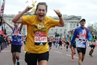 Olivia Glazebrook, of Havelock North, is proud to say she completed the 2016 London Marathon last month in honour of her late aunt, Vicki Bostock.