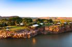 El Questro Homestead, The Kimberley, Western Australia. Photo / Delaware North Companies