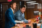 The Nice Guys starring Ryan Gosling and Russell Crowe. Photo / Supplied